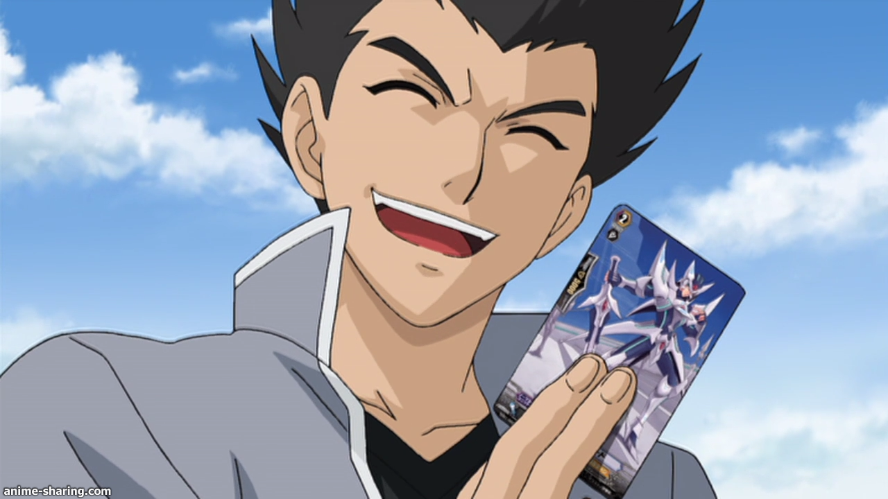 Cardfight!! Vanguard Episode 55 | Mediafire | NARUTO DOWNLOAD ...