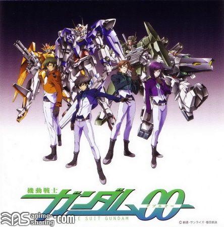 Mobile Suit Gundam 00 Ss2 Bd