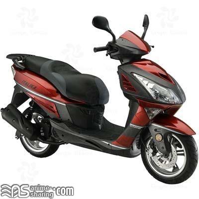 Mi proyecto de Tuning de mi scooter 150cc