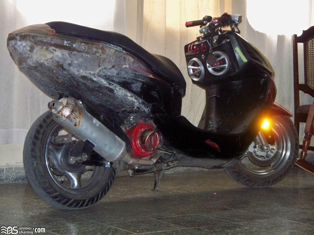 Fotos de Motonetas: Imágenes de Scooters | Blogicars