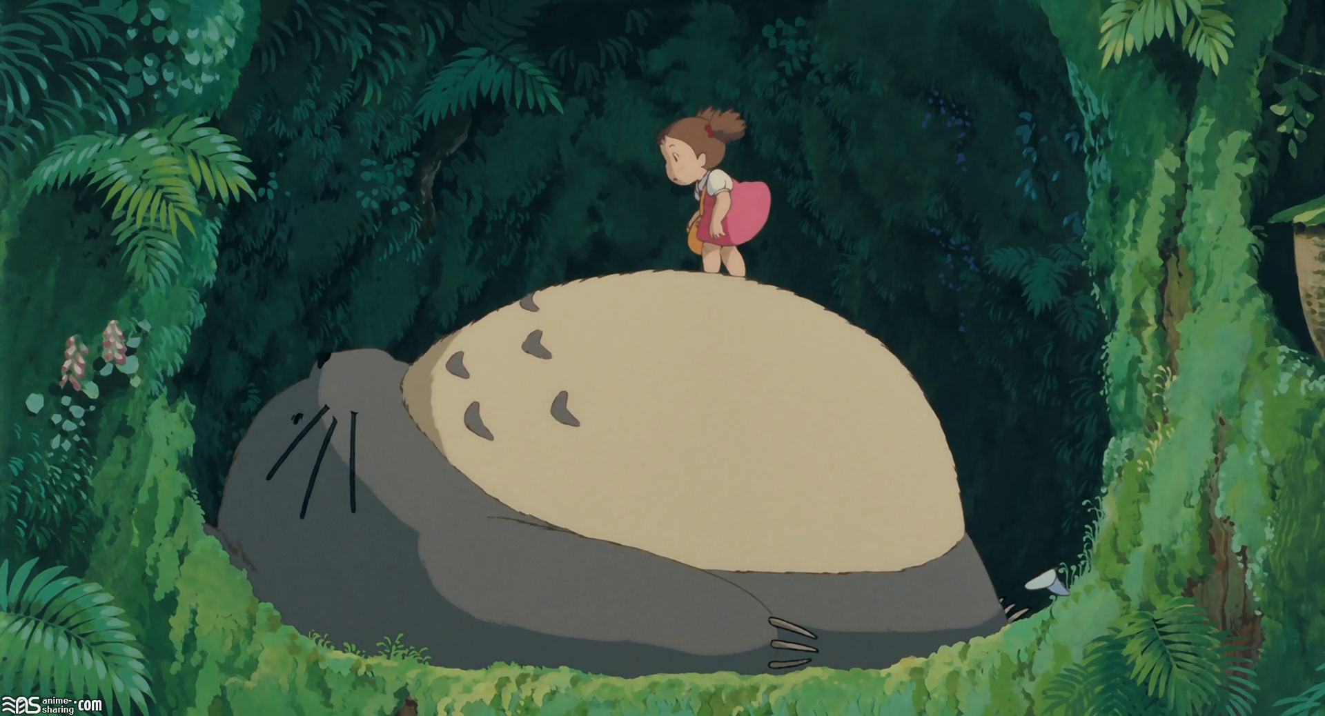 my neighbor Critics consensus: my neighbor totoro is a heartwarming, sentimental masterpiece that captures the simple grace of childhood.