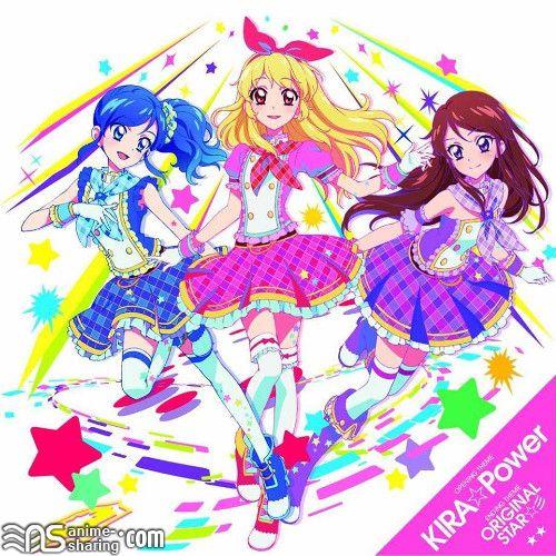[Single] [ASL] STAR☆ANIS - Aikatsu! 2 OP ED - KIRA☆Power ...